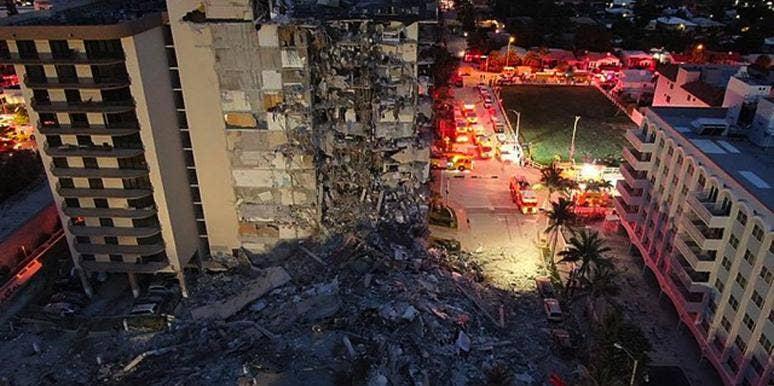 surfside miami building collapse