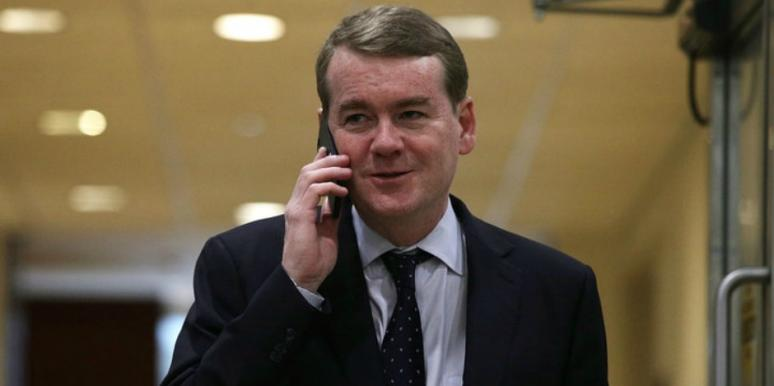 who is Michael Bennet's wife