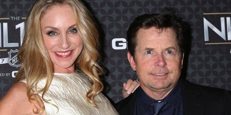 Michael J Fox wife