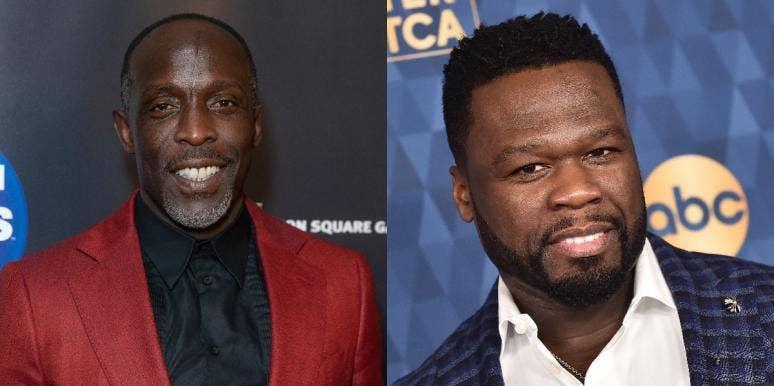 Michael K Williams 50 Cent