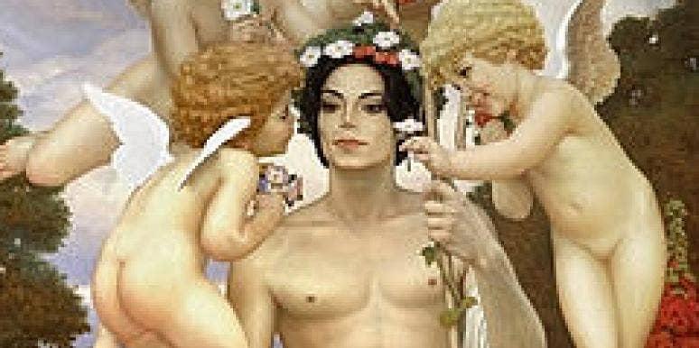 Michael Jackson, Idealized