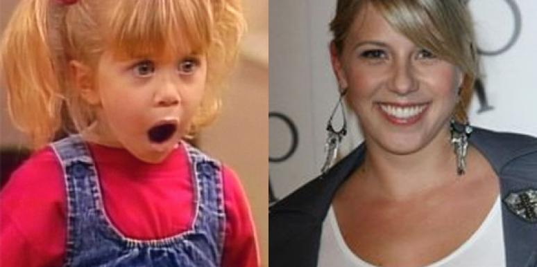 Little Michelle's Love Advice To Jodie Sweetin