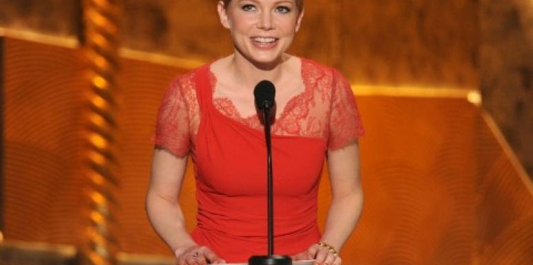 """Why Michelle Williams Is Taking A """"Mom Break"""""""