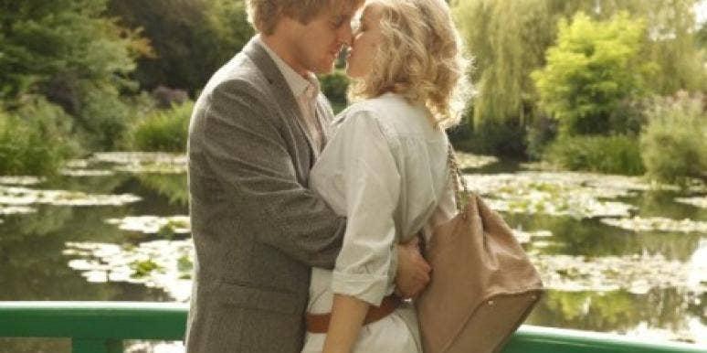 """Owen Wilson and Rachel McAdams in """"Midnight in Paris."""""""