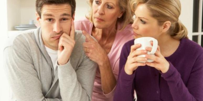 How To Handle Your Mother-In-Law During The Holidays [EXPERT]