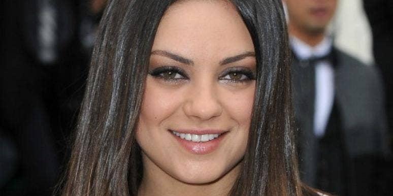 Mila Kunis fashion week