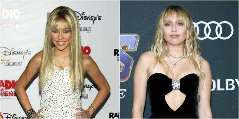 Miley Cyrus Hannah Montana