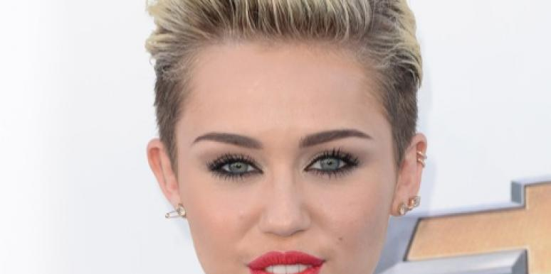 Celebrity Sex: Did A Topless Photo Of Miley Cyrus Leak?