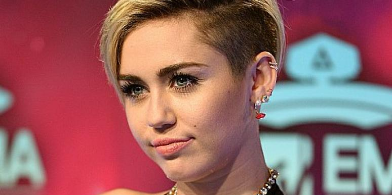 Celebrity Sex: Miley Cyrus' Naked Selfie—See The Pic!