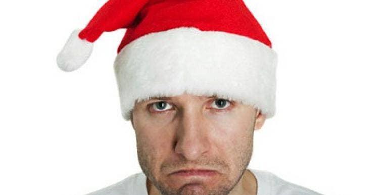 miserable santa