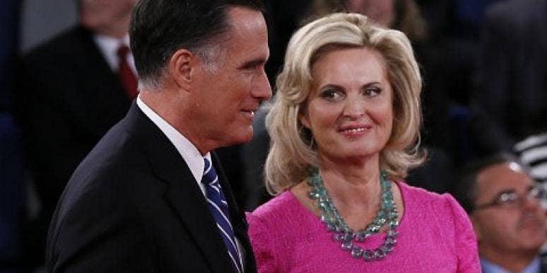 mitt romney ann romney binders full of women