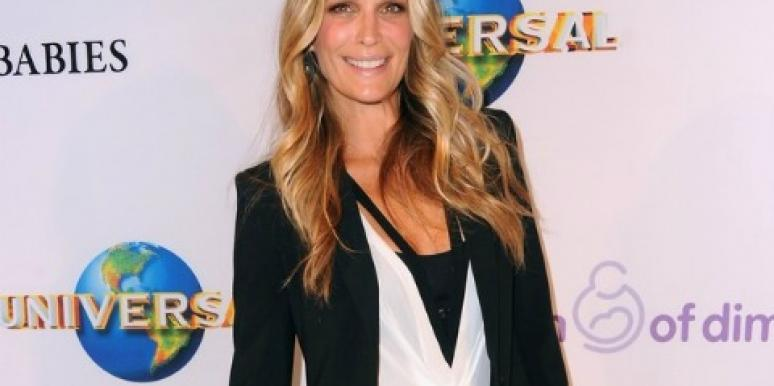 """Molly Sims Announces She's Pregnant With """"Honeymoon Baby"""""""