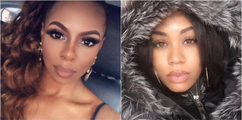 Why Are Real Housewives Of Potomac Monique Samuels And Candiace Dillard Feuding?
