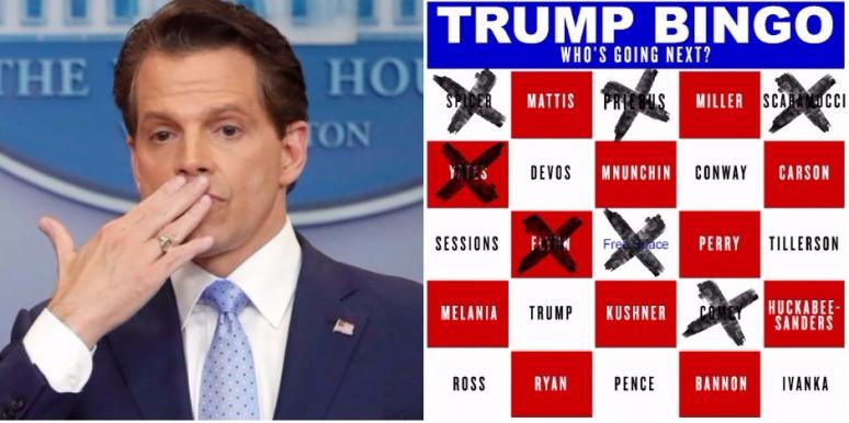 Did Trump Fire Scaramucci? Here's A List Of The People Trump Has Fired So Far