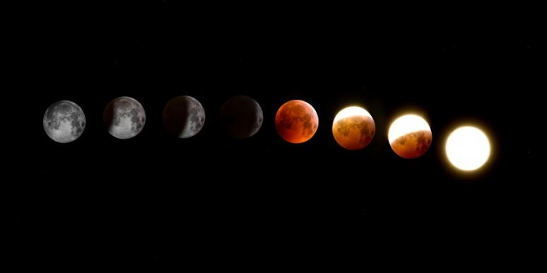 What Are The Phases Of The Moon, Per Astrology