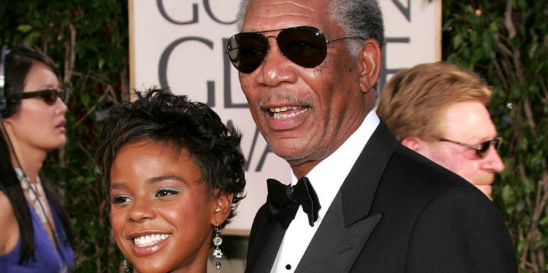 morgan freeman granddaughter