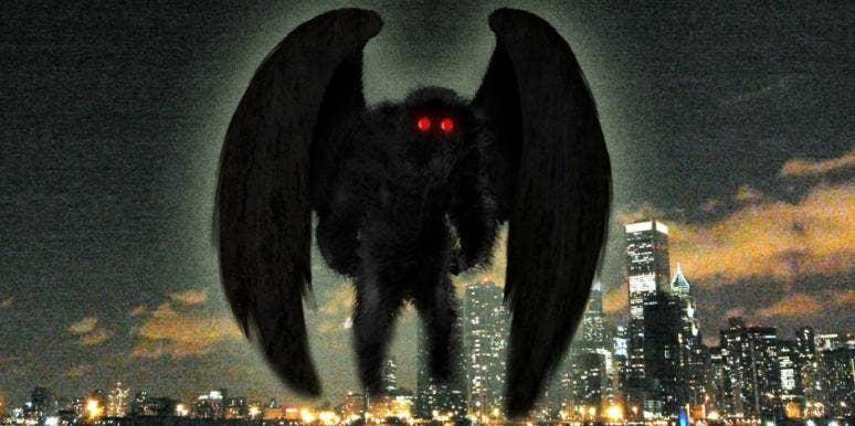 real mothman sightings