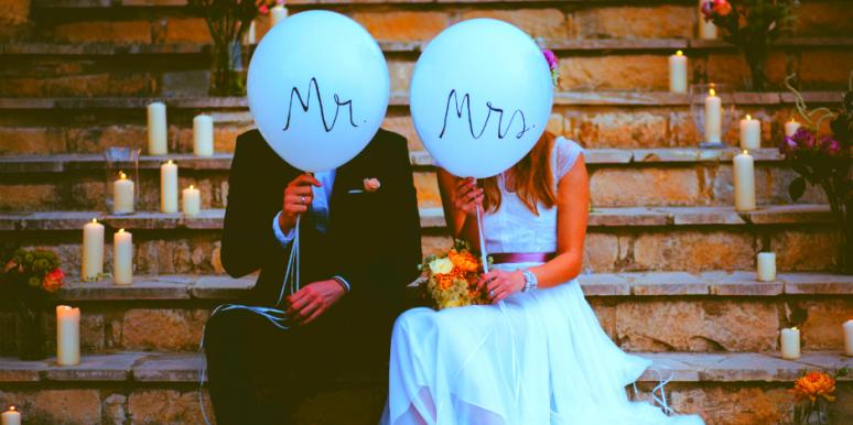 Etiquette 101: Should You Use Mrs. Or Ms. For A Widow On A Wedding Invitation?