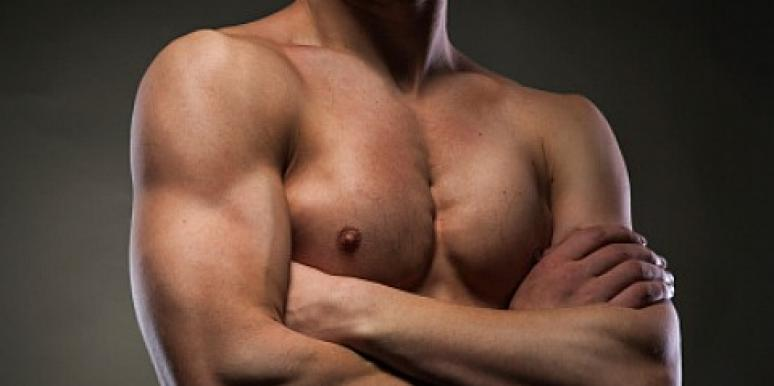 What muscles do women like