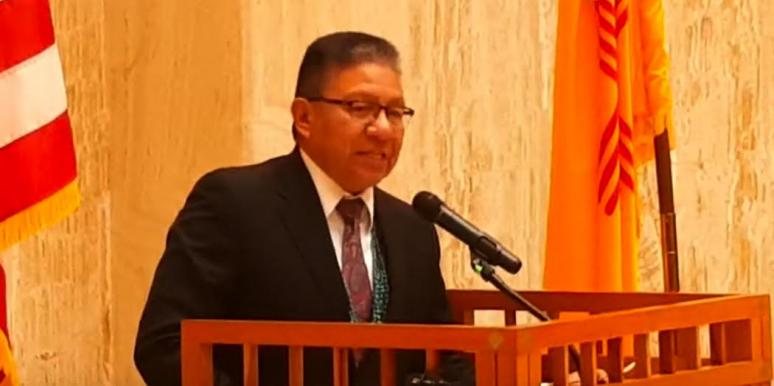Who is Myron Lizer? Meet Navajo Nation VP And RNC Speaker