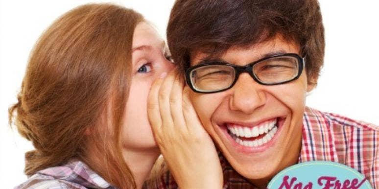 Relationship Expert: Nag Free Week Facebook Chat!