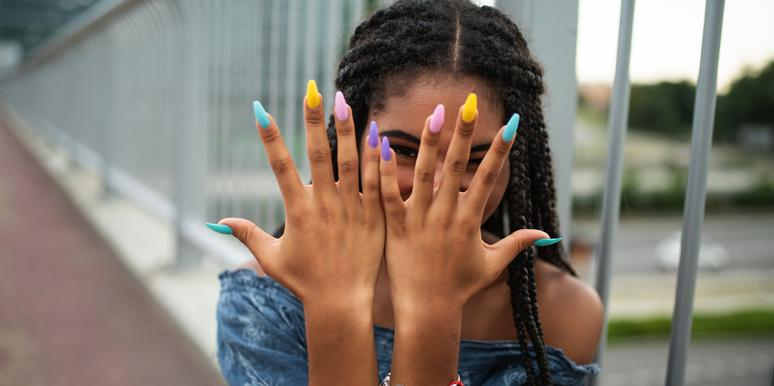 Crazy! What The Shape Of Your Nails Reveals About Your Personality