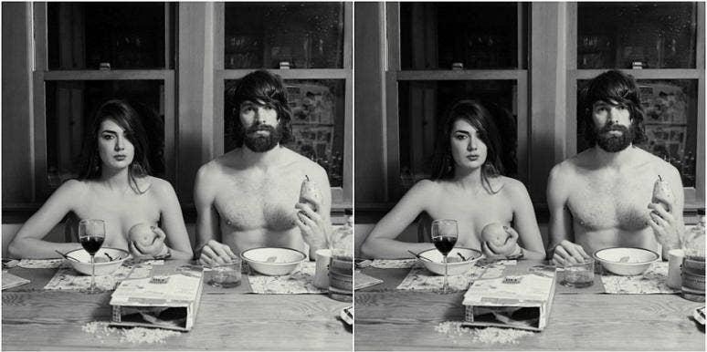 naked restaurants