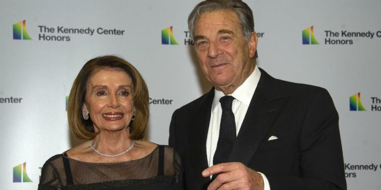 Who Is Nancy Pelosi's Husband? Everything You Wanted To Know About Paul Pelosi