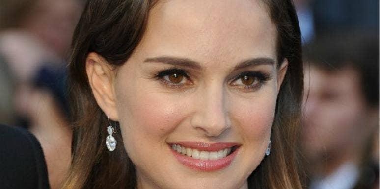 Natalie Portman Oscars 2012
