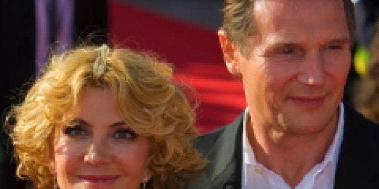 Natasha Richardson Liam Neeson