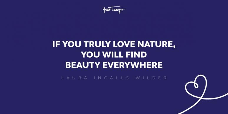 40 Inspirational Nature Quotes Celebrating Earth's Beauty