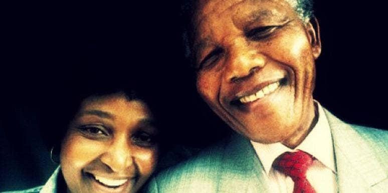 Nelson Mandela and Winnie