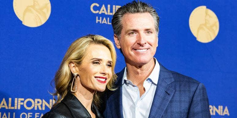Who Is Gavin Newsom's Wife? Details About Jennifer Siebel Newsom