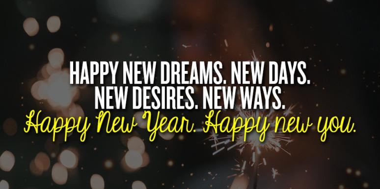 35 Best Inspirational Happy New Year Quotes To Keep You Motivated In 2020