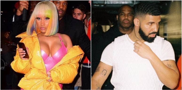 7a6aa3e29537 Are Nicki Minaj and Drake Still Friends  New Details Unfollowed ...