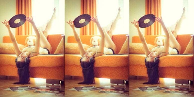 record girl