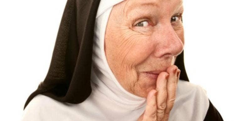 Catholic female masturbation foto 413