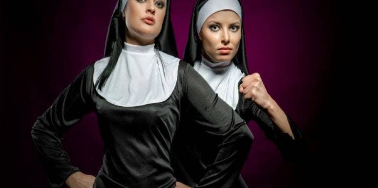 Angry nuns