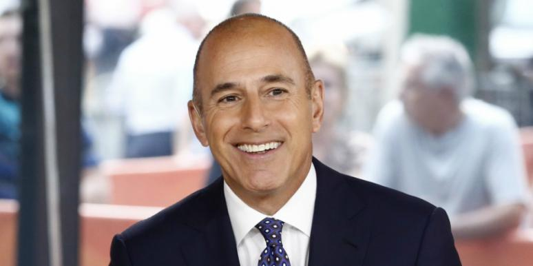 Matt Lauer fired from NBC, sexual misconduct