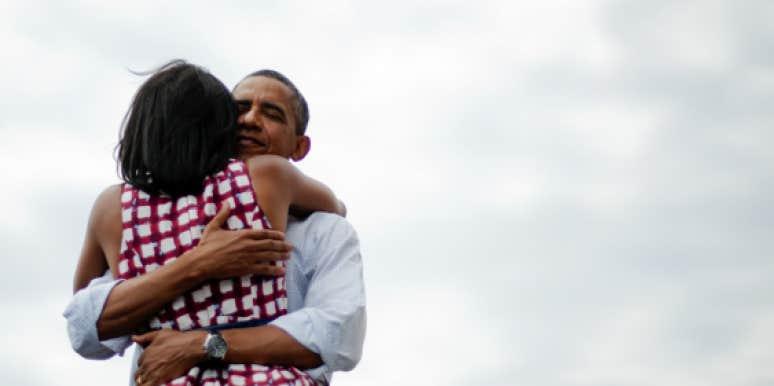 obamas election night hug photo