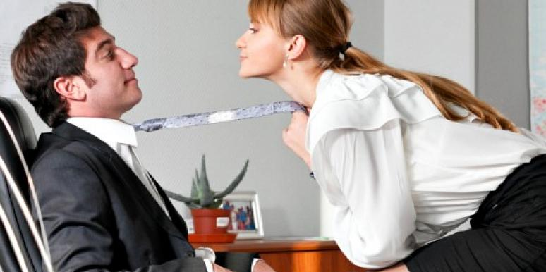 Dating Tips: No Office Love & Romance!