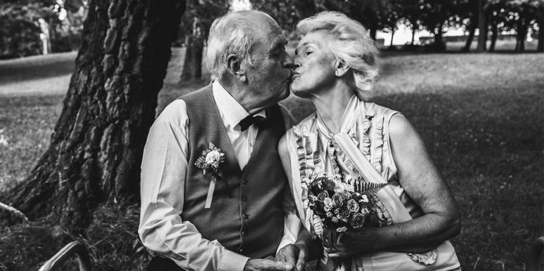 World's Oldest Newlyweds Marry On Groom's 100th Birthday