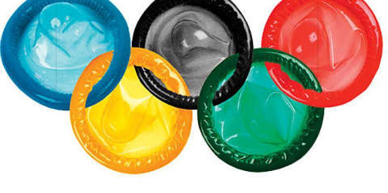 olympic condoms