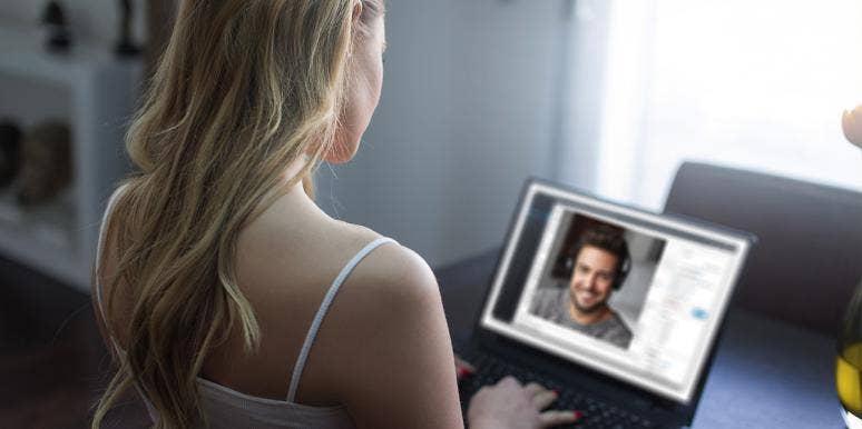dating site romantic relationship