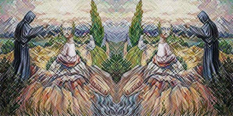 optical illusion test