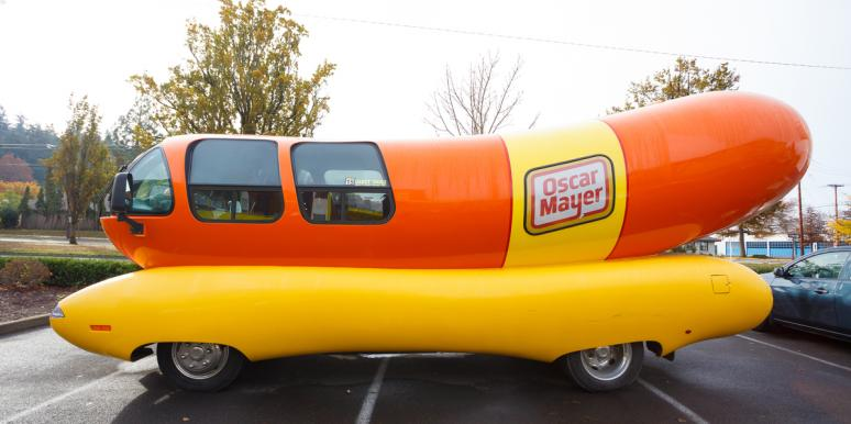 Lyft Partners With Oscar Mayer Wienermobile For Fun Ride After Study Reveals Each Hot Dog You Eat Takes TK Minutes Off Your Life