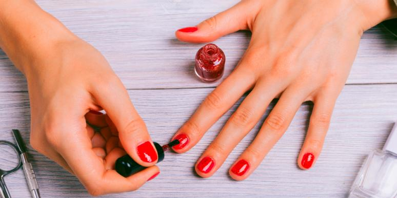 How To Paint Your Nails For A Perfect Manicure Every Time | YourTango