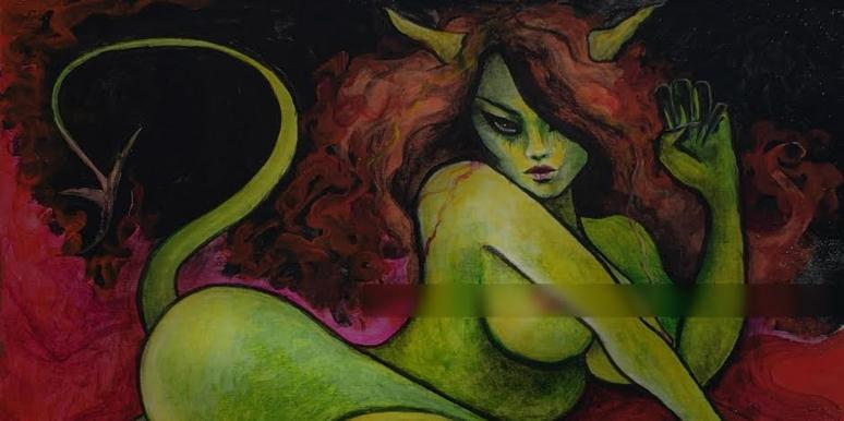 How I Found Myself As An Artist And Woman Through Painting Naked Ladies