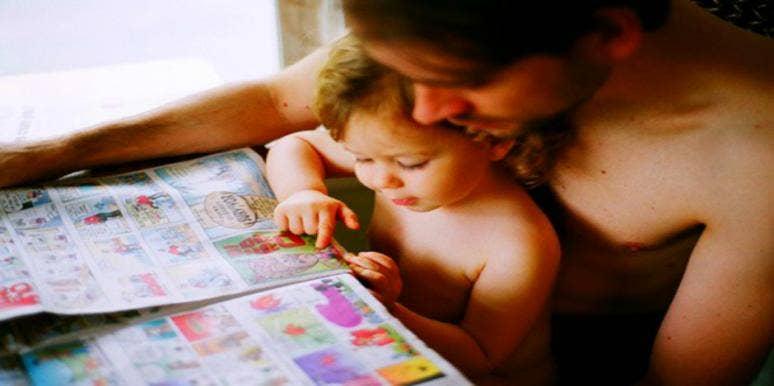 Children of married parents have higher self-esteem.