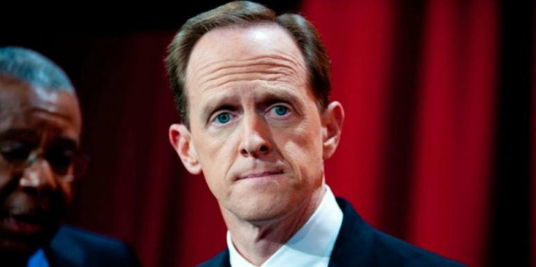 who is Pat Toomey's wife